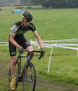 Jack Humphreys - winner of the senior event