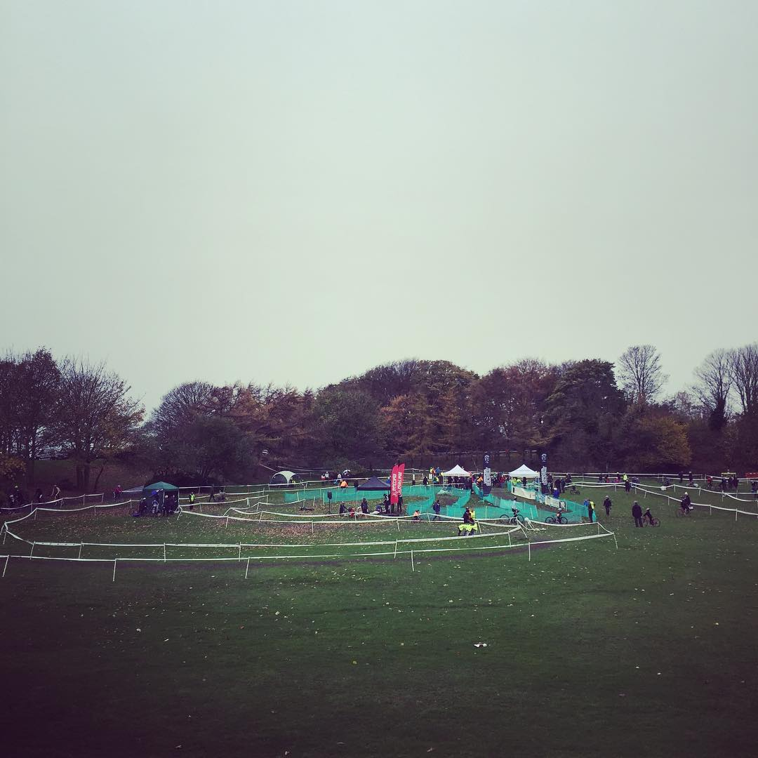 Geoff Bewley Cyclocross – NWCCA Round 10 Otterspool Park – Results and photos