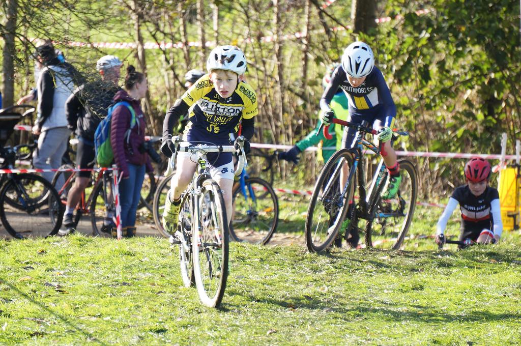 Horwich Humdinger – Leverhulme Park, Bolton – Round 6