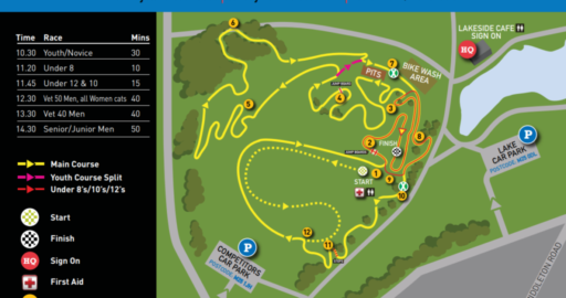Round 3 – Manchester Wheelers 'Cross / Heaton Park – Preview