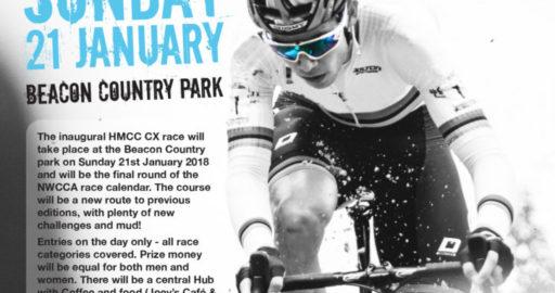 HMCC CX race, 21st Jan @ Beacon Country Park – Preview