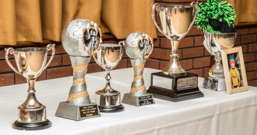 Prizewinners for the 2018-19 season