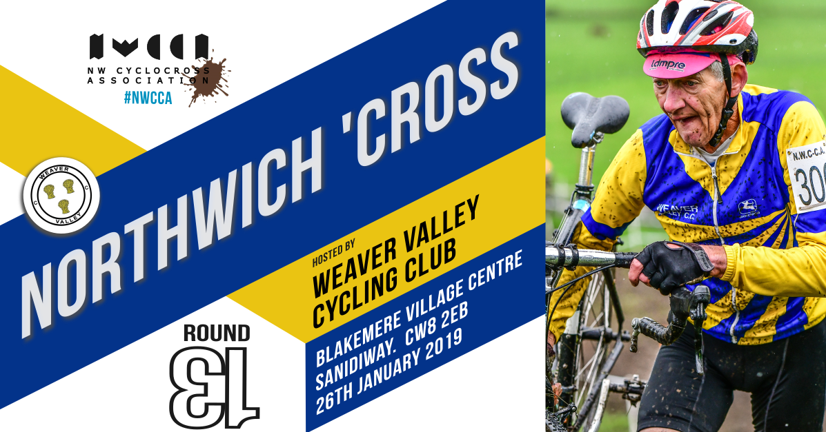 Weaver Valley Cross  – NWCCA Round 13 – results