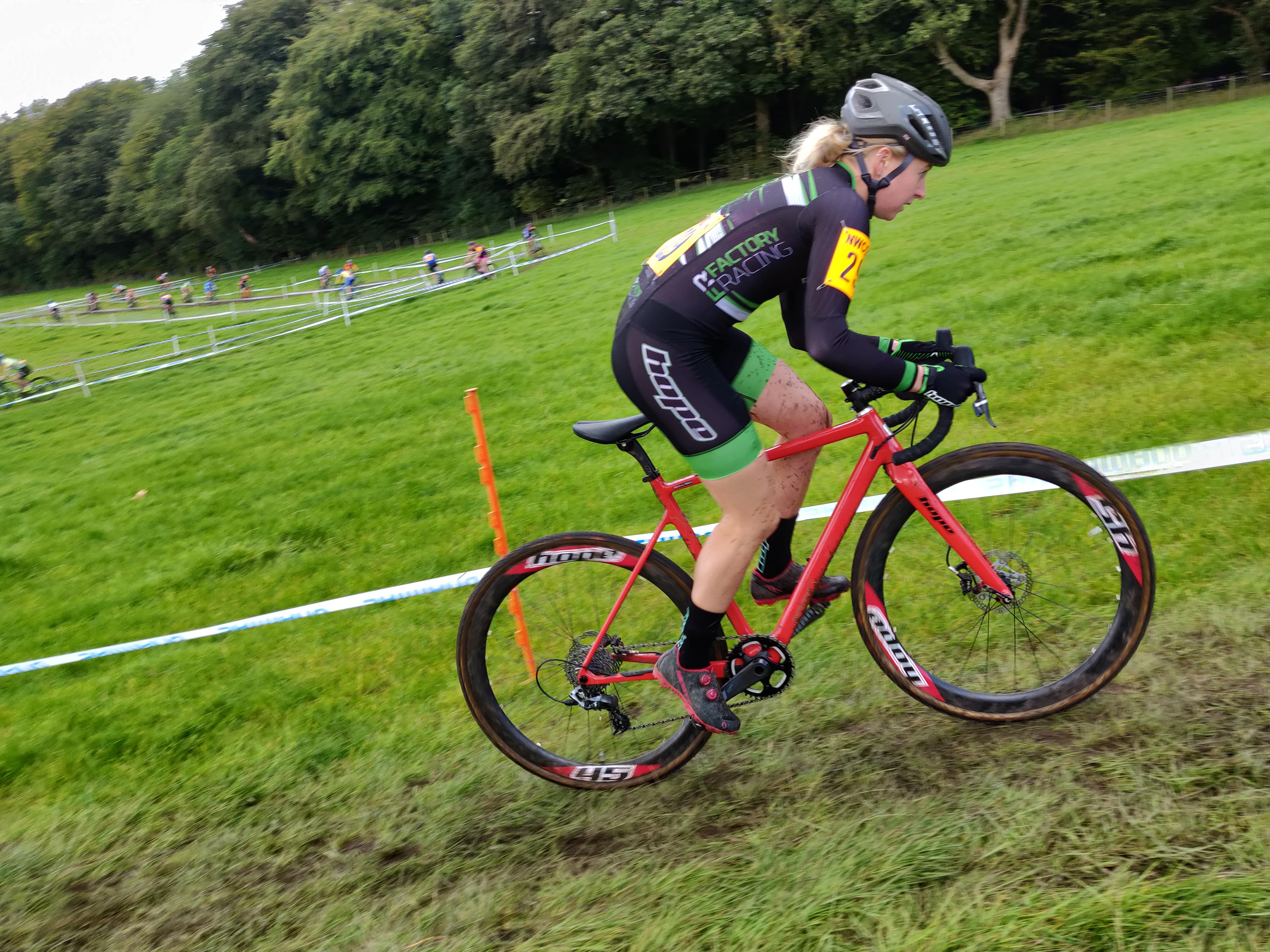 Red Rose Olympic CC 'cross, Hoghton Tower – NWCCA Round 2