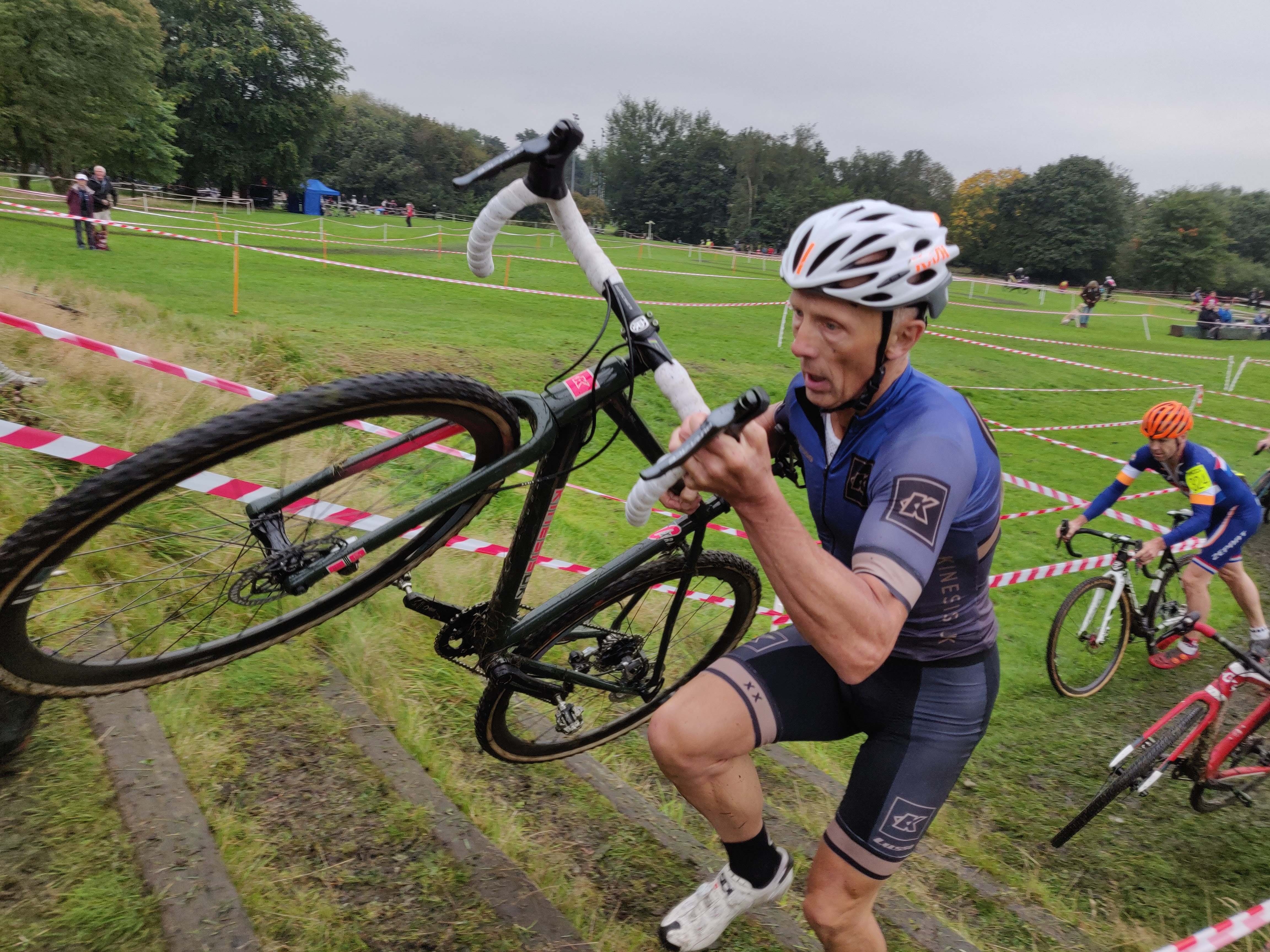 Howrich Humdinger, Leverhulme Park, – NWCCA Round 3