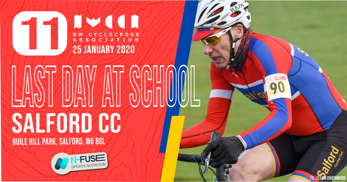 NWCCA Round 11 – Buile Hill Park, Salford CC Cross